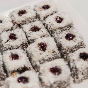food-lamingtons